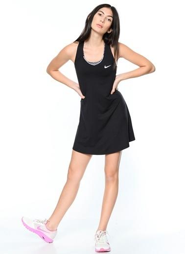 Askılı Mini Elbise-Nike